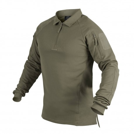 Koszulka Helikon Polo RANGE Adaptive Green