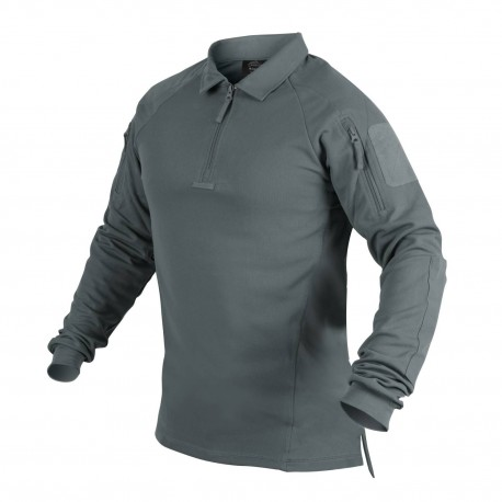 Koszulka Helikon Polo RANGE Shadow Grey