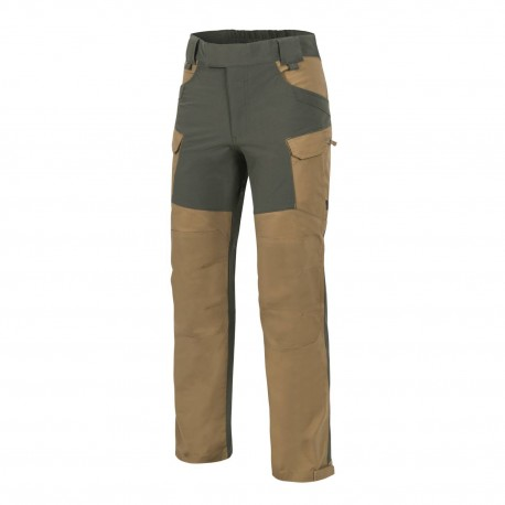 Spodnie Helikon-Tex Hybrid Outback Pants DuraCanvas Coyote / Taiga Green A