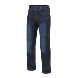 Spodnie Helikon-Tex Greyman Tactical Pants Denim Mid Dark Blue