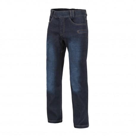 Spodnie Helikon-Tex Greyman Tactical Pants Denim Mid Dark Blue