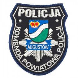 Emblemat Komenda Powiatowa Policji Augustów