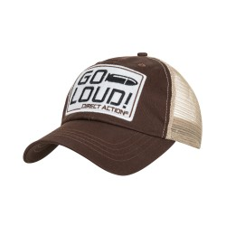 Czapka Direct Action GO LOUD Feed Cap BROWN