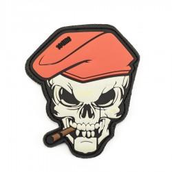 Naszywka 3D 101 INC Skull Sigar