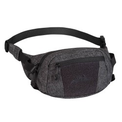 Nerka Helikon-tex POSSUM Nylon Melange Black-Grey