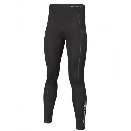 Spodnie Brubeck Wool Gat.I czarne LE11120