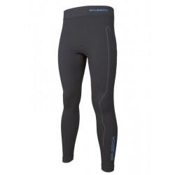 Spodnie Brubeck Thermo męskie czarne LE11840