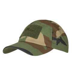 Czapka Helikon-Tex Tactical baseball cap US Woodland