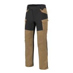 Spodnie Helikon-Tex Hybrid Outback Pants DuraCanvas Coyote / Czarny A