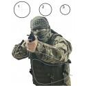 Tarcza strzelecka napastnik 10szt
