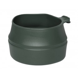 Kubek Wildo Fold-a-cup TPE Olive Green