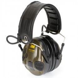 Ochronniki słuchu 3M Peltor SporTac aktywne MT16H210F