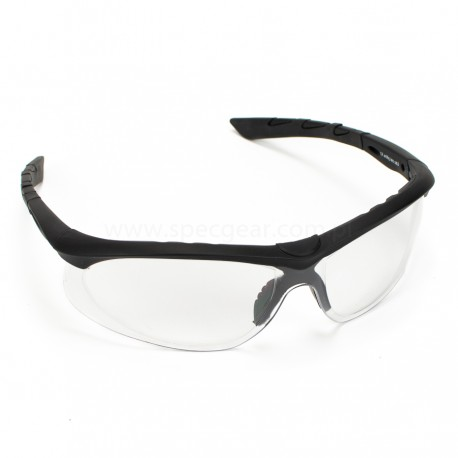 Okulary Swiss Eye Lancer black/clear