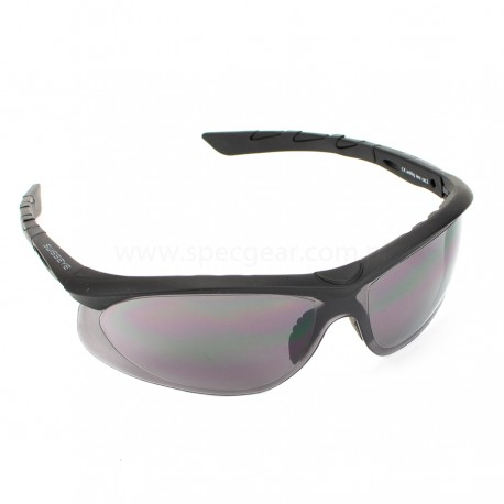 Okulary Swiss Eye Lancer black/smoke