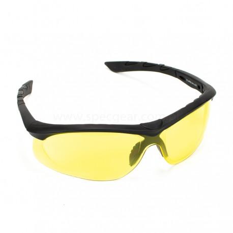 Okulary Swiss Eye Lancer black/yellow
