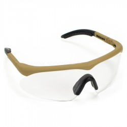 Okulary Swiss Eye Raptor brown zestaw