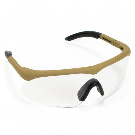 Okulary Swiss Eye Raptor brown/smoke