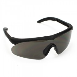 Okulary Swiss Eye Raptor black/smoke