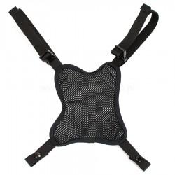 Noszak plecakowy do hełmu Wisport czarny