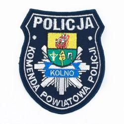Emblemat Komenda Powiatowa Policji Kolno