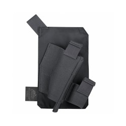Panel Helikon-Tex Pistol Holder Insert Nylon Shadow Grey