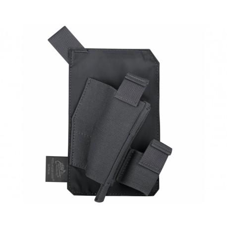 Panel Helikon-Tex Pistol Holder Insert Nylon Shadow Grey