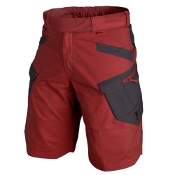 "Spodenki Helikon-Tex Urban Tactical Shorts 11"" ripstop Crimson Sky / Ash Grey A"