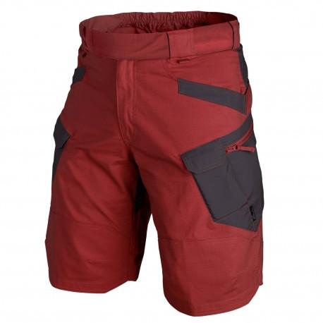 """Spodenki Helikon-Tex Urban Tactical Shorts 11"""" ripstop Crimson Sky / Ash Grey A"""